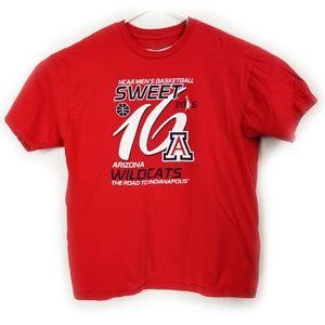 "The Victory Shirts - ARIZONA WILDCATS ""The Victory"" 2015 Basketball XL"